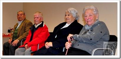 Homenaje a nuestros mayores 2011