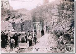 Maximo Bardón  cura de Paradela del Río - el de l abata Vicente en Peñamala calero -n af2