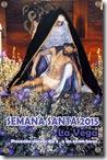 Cartel semana santa 2015 La Vega - af2