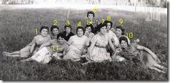 Chicas de la Vega en el a [Resolucion de Escritorio]