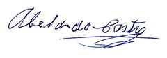 firma abelardo